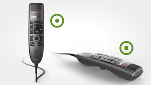Decoupled studio-quality microphone for precise recording